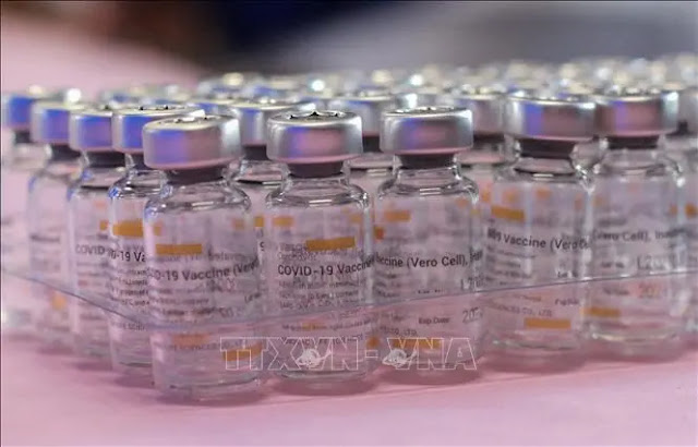 Indonesia receives 8 million more doses of Sinovac vaccine