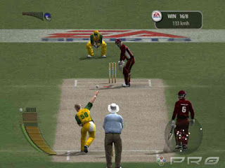 EA Cricket 2005 Game Download Highly Compressed