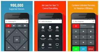 Aplikasi Android yang Dapat Dijadikan Remote TV