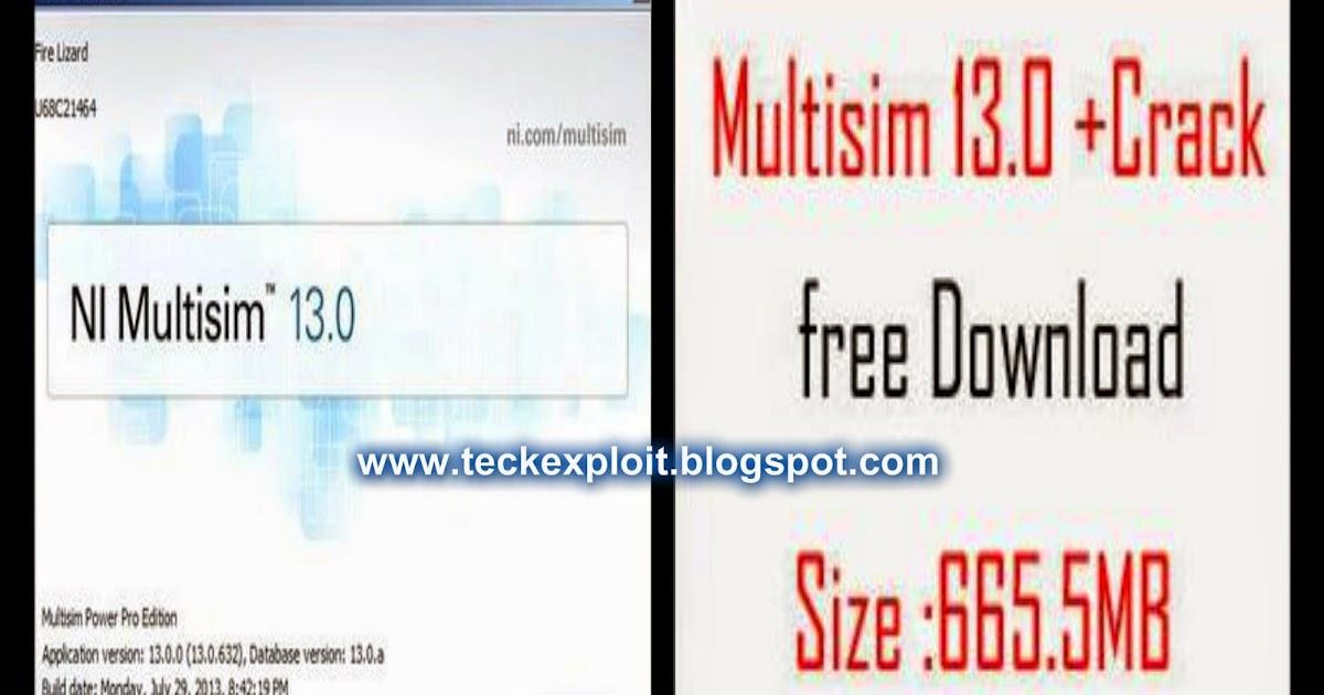 multisim 14 pro edition crack full download