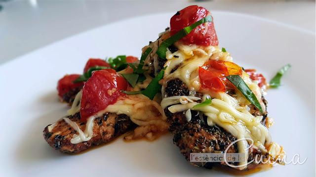 Filet de Pollastre, cuina rapida, cuina 20 minuts, l'essencia de la cuina, blog de cuina de la sonia, Filete pollo, cocina 20 minutos