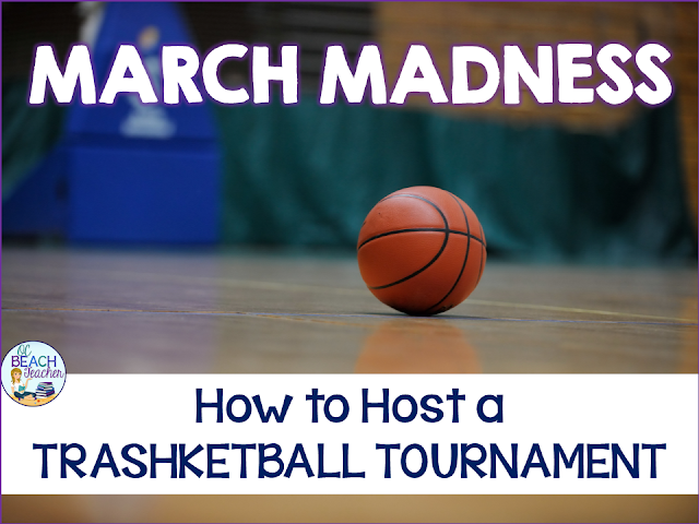 trashketball, march madness, games