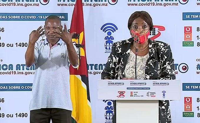 Subiu para 65 o número de casos positivos pela covid-19 em Moçambique