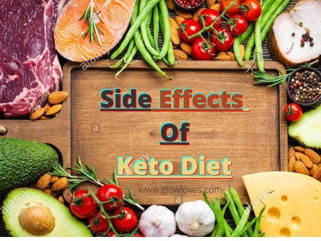 Side effect of keto diet | keto diet side effects long term