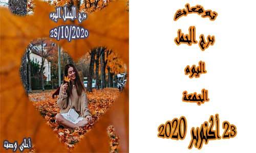 توقعات برج الحمل اليوم 23/10/2020 الجمعة 23 أكتوبر / تشرين الأول 2020 ، Aries