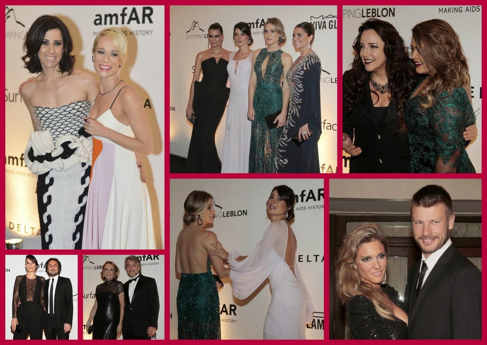 9055e9c8795cd ... a noite de glamour e solidariedade, reuniu Celebridades brasileiras e  estrangeiras, Artistas, Modelos, Fashionistas, Empresários e Jornalistas,  ...