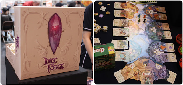 Dice Forge - Asmodee - UK Games Expo