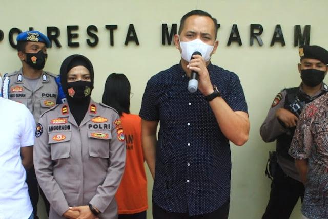Ibu rumah tangga bantu suami jual sabu, terancam 20 tahun penjara