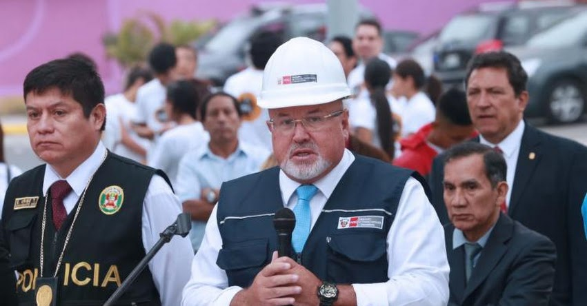Renunció Ministro de Vivienda Carlos Bruce [VIDEO]