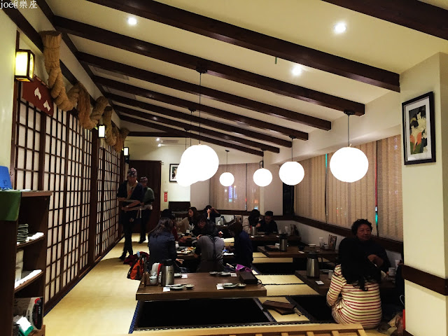 IMG 9630 - 【台中美食】來自日本傳統好滋味的 樂座端爐燒 @日本古早味@新鮮海鮮@新鮮蔬果~