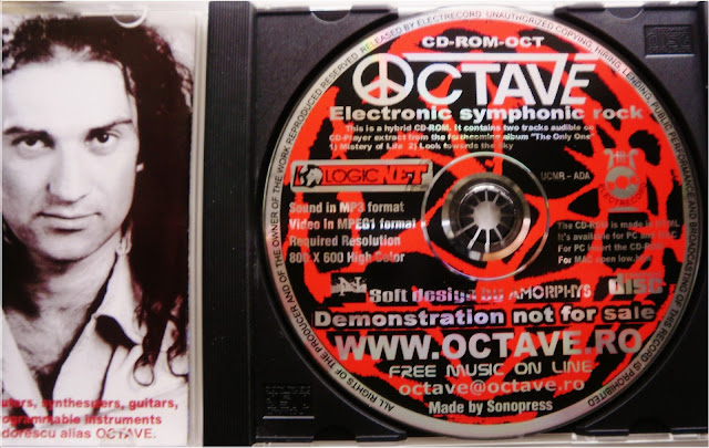 Octave - CD-ROM Free Music Online 1999