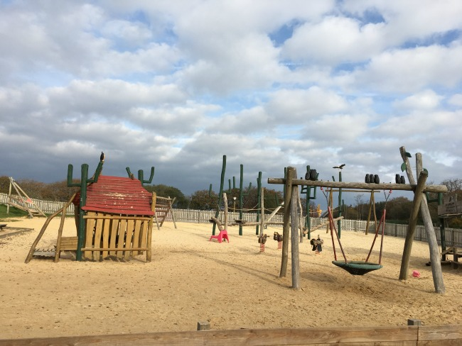 Mountain-View-Ranch-A-Toddler-Explores-adventure-playground
