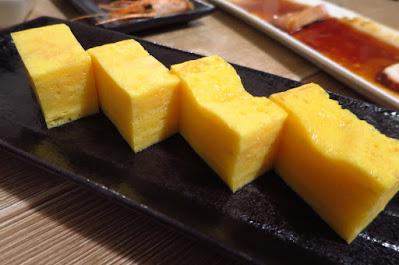 Miz Japanese Restaurant, tamago