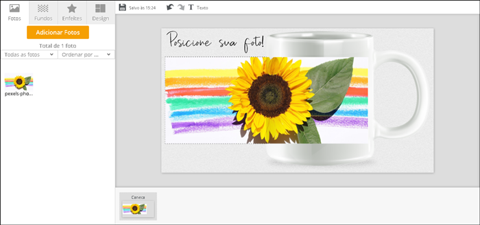 Como fazer uma caneca personalizada com foto