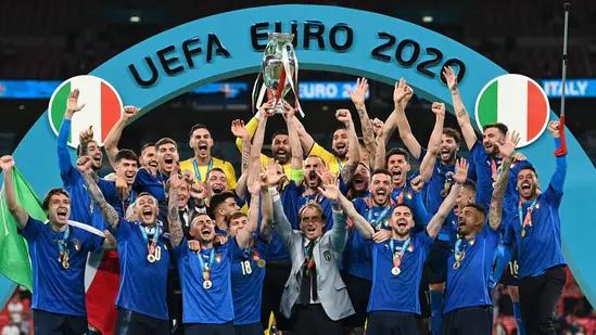 10 Fakta Menarik Kemenangan Itali Mengalahkan England
