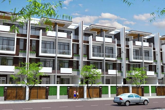 Cuộc sống hoàn mỹ tại khu biệt thự liền kề 63 Nguyễn Huy Tưởng