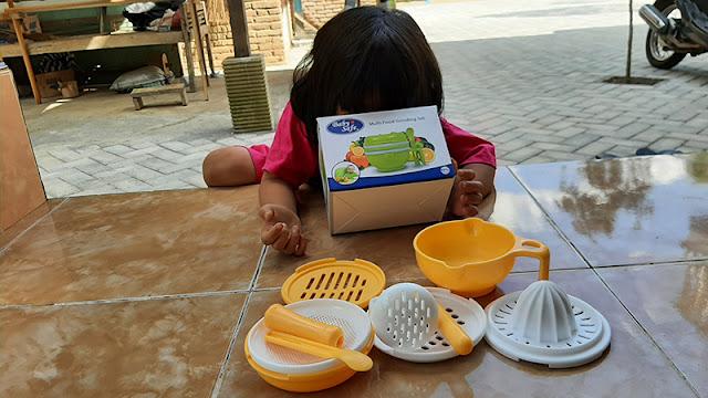 Baby Safe Multi Food Grinding Set