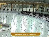 Lebih Dari 6 Juta Jamaah Lakukan Umrah dan Shalat di Masjidil Haram