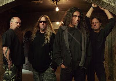 Daftar 10 Lagu Metal Terbaik Band Slayer
