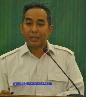 Prabowo Tetapkan Mori Hanafi Sebagai Wakil Ketua DPRD NTB