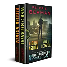 Tales from the Robbery - Homicide Division - action-packed crime thrillers by Peter S. Berman