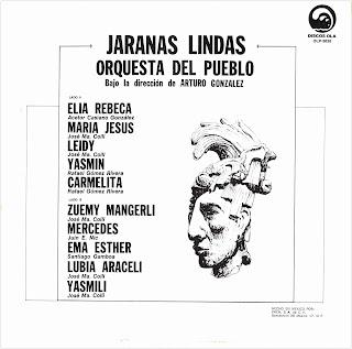 JARANAS LINDAS ~ Fonoteca de la danza folclórica de México
