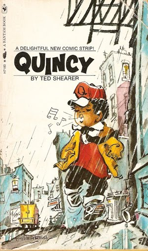 Forgotten Gems: Quincy by Ted Shearer