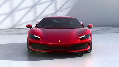 Carshighlight.com - 2022 Ferrari 296 GTB