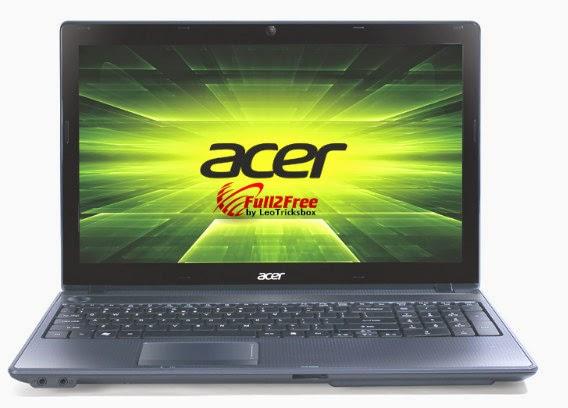 Acer Aspire 5349 драйвера