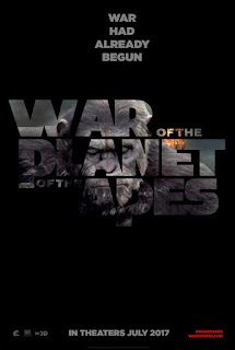 War for The Planet of The Apes ( 2017 )