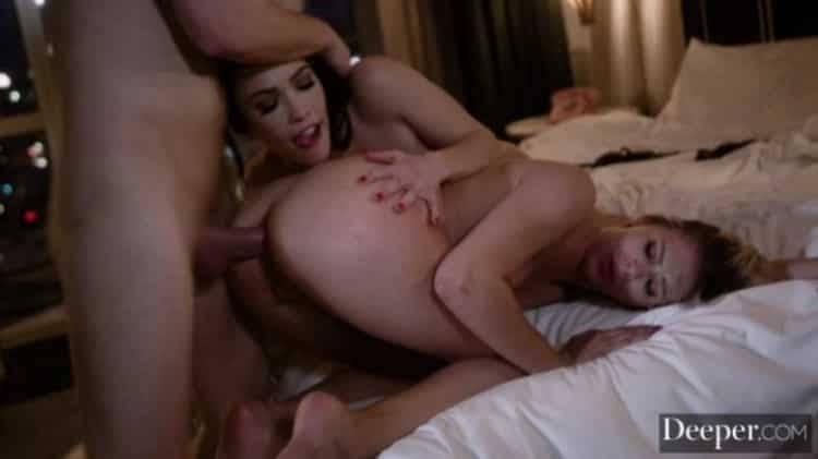 Chanel Grey And Diana Grace - Deeper