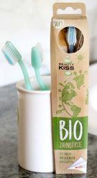 """Spazzolino """"Beauty Kiss"""" di Spar Austria, realizzato in materiale bioplastico organico"""