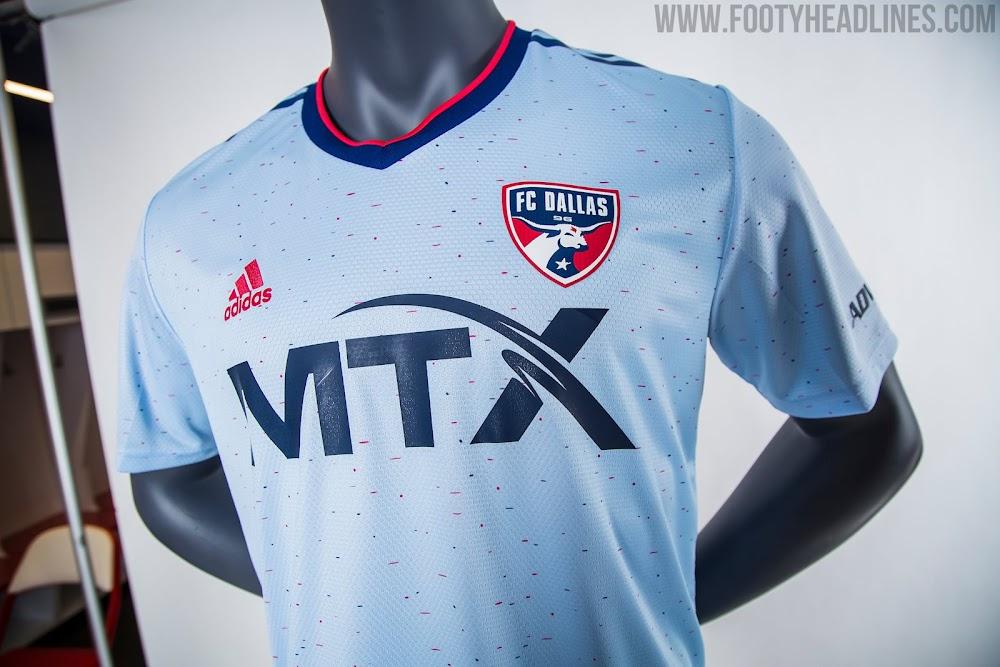 FC Dallas 2021 Away Kit Released - Footy Headlines