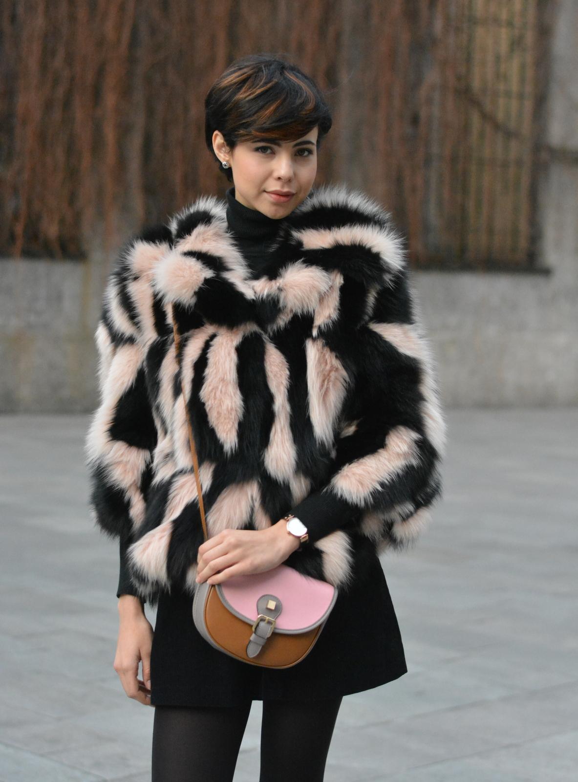 MFW, Milan Fashion Week, ootd, outfit, fur coat, manurina, itakli, fashion, trend, Juliane Borges, Culture & Trend Magazine,