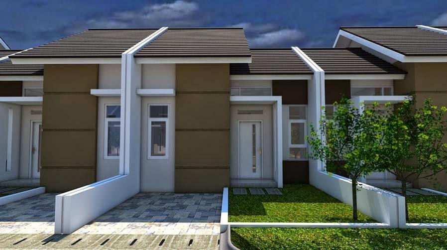 Desain Rumah  Minimalis 2014 denah rumah  minimalis type  38