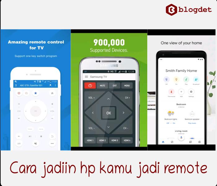Remot Tv Dari Hp Dengan Aplikasi Android Ios Blog Anti Kudet