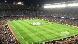Τα αποτελέσματα των αγώνων του Champions League