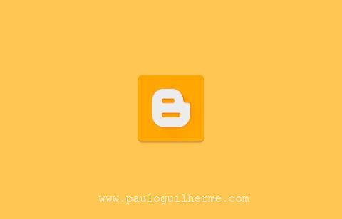 Como criar um blog no Blogger - ATUALIZADO
