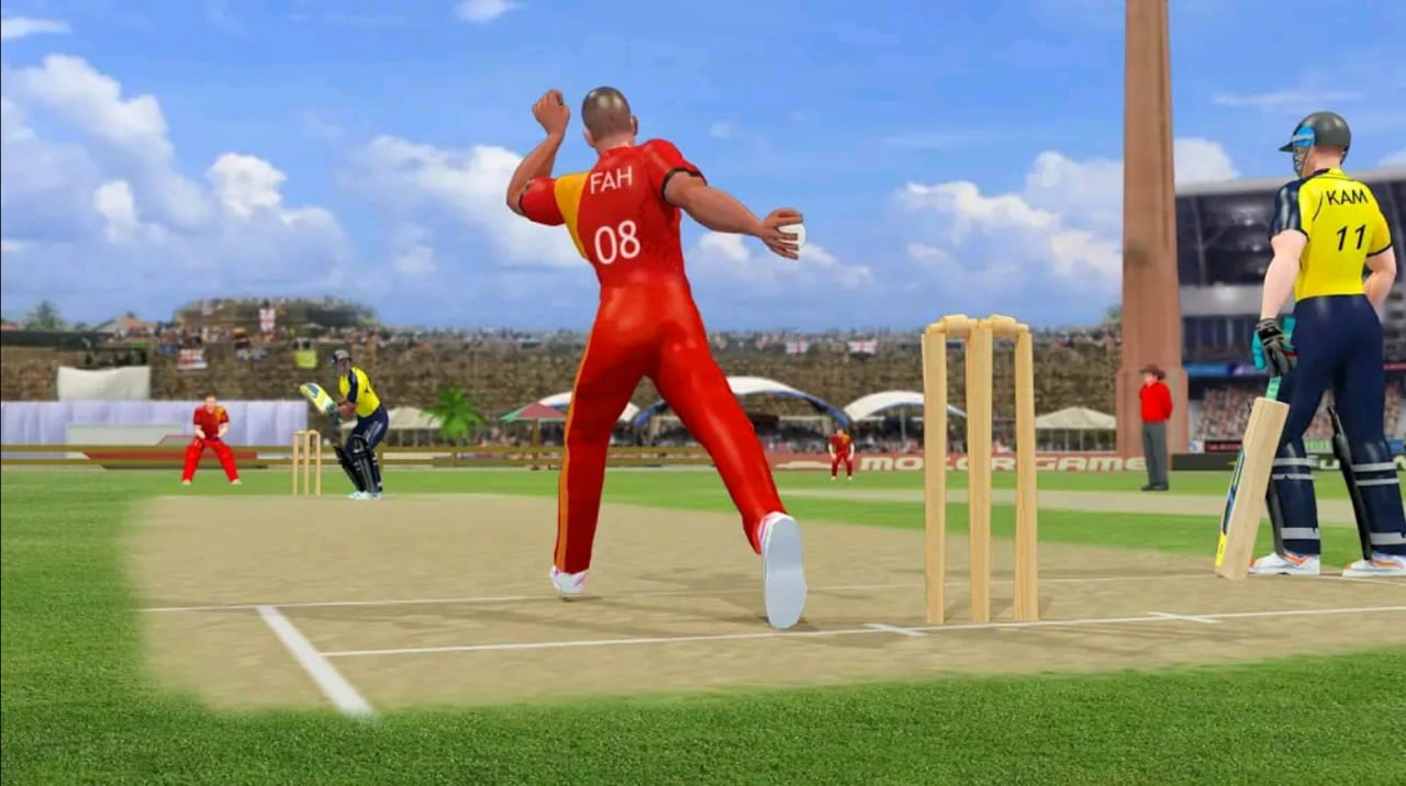 Top-5 Brandnew High Graphics Cricket Games For Android 2019