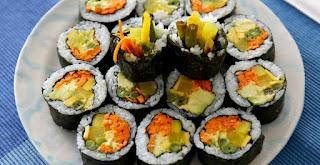 Kimbab Rekomendasi Masakan Korea Selatan