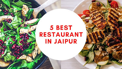 5 Best Restaurant In Jaipur