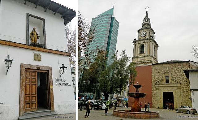 Igreja de São Francisco, Santiago do Chile
