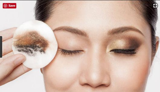 Natural Ways to Remove Make Up - Tips To Remove Makeup