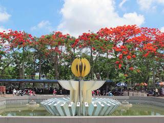 Hai Phong Flamboyant City (Vietnam)