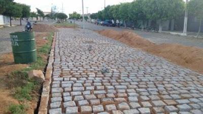 Prefeitura de Prata investe na reforma e revitalização de praças e canteiros