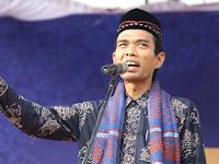 UAS Ogah Sholat Istisqa', Tapi Minta Pembakar Hutan Dihukum Gantung!
