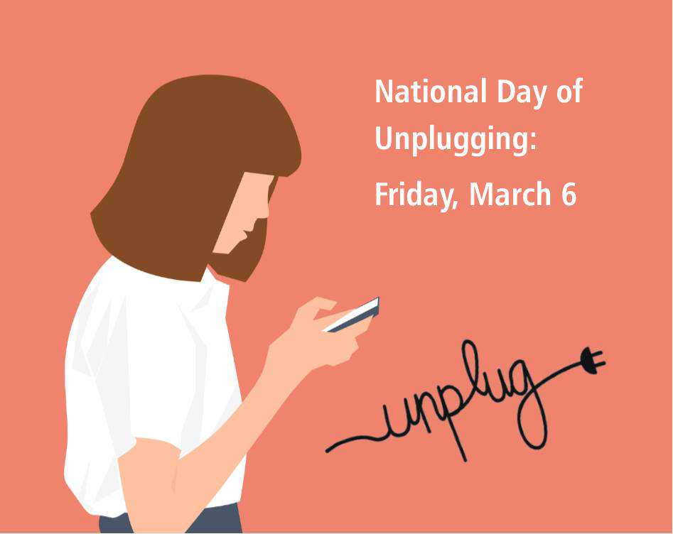 National Day of Unplugging Wishes