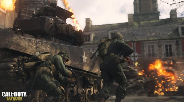 Call of duty world war 2 torrent download