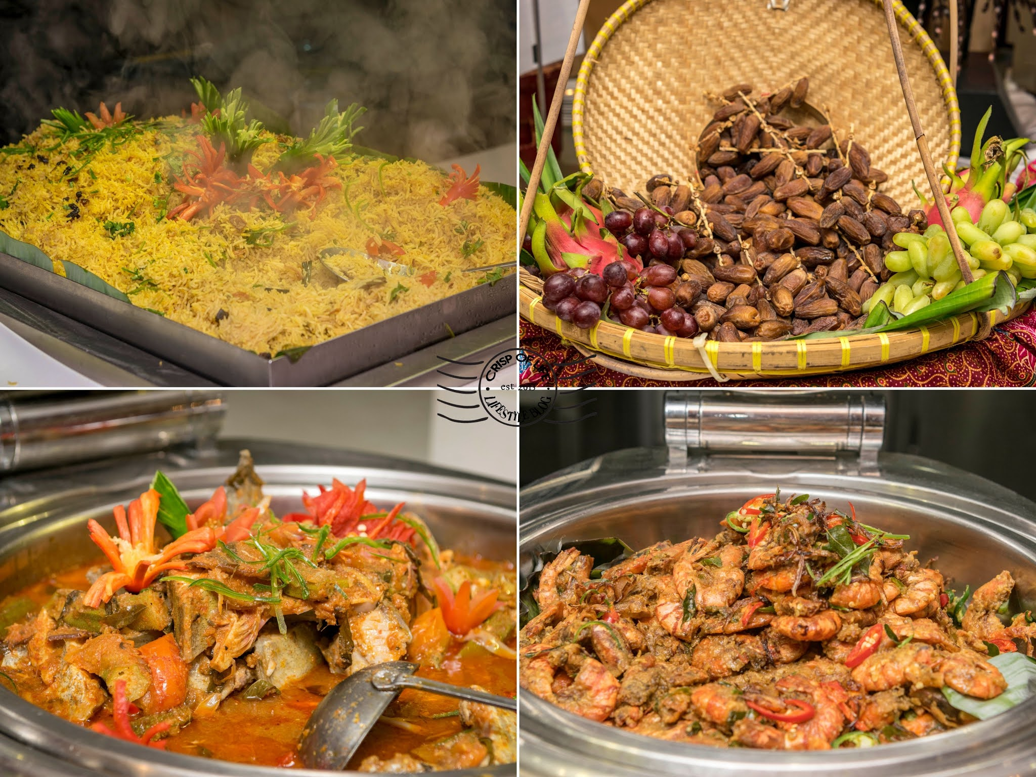 Ramadhan Buffet Dinner @ Vouk Hotel By The Blanket