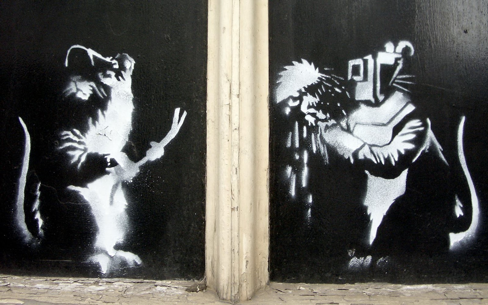 Wallpapers Photo Art Banksy Wallpapers